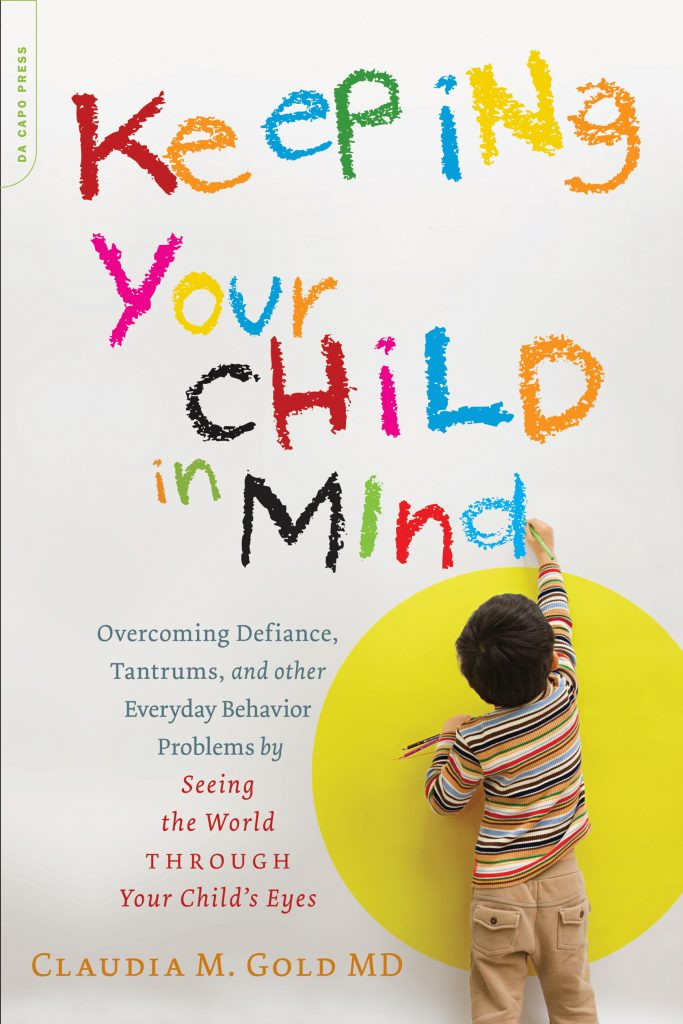 Keeping Your Child in Mind Book Cover