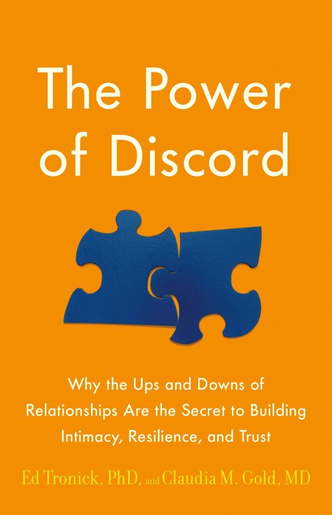 The Power of Discord Book Cover