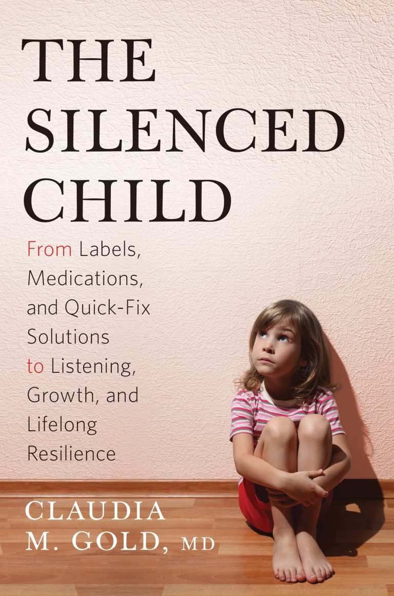 The Silenced Child Book Cover